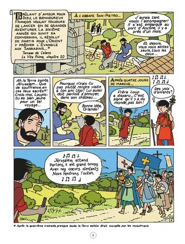 Les Aventures de Loupio Tome 10 Vers Jérusalem