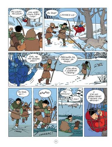 Les Aventures de Loupio Tome 2 Les Chasseurs et autres récits