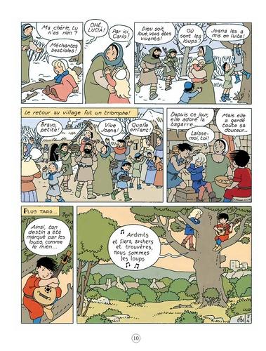 Les Aventures de Loupio Tome 7 Les faucons et autres récits