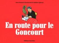 Jean-François Kierzkowski et Mathieu Ephrem - En route pour le Goncourt.
