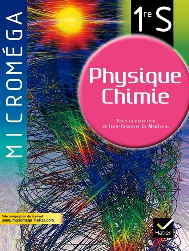 Jean-François Le Maréchal - Physique Chimie 1e S.