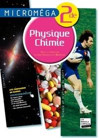 Jean-François Le Maréchal - Physique-Chimie 2e Microméga - Livre de l'élève (format compact).