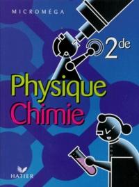 Jean-François Le Maréchal et  Collectif - Physique Chimie 2e. 1 Cédérom