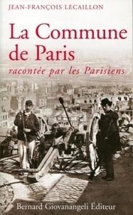 Corridashivernales.be La Commune de Paris - Racontée par les Parisiens Image