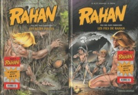 Jean-François Lécureux et Roger Lécureux - Rahan  : Pack 2 volumes - Tome 3, Les fils de Rahan ; Tome 4, Les bêtes folles.