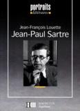 Jean-François Louette - Jean-Paul Sartre.