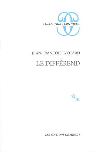 Jean-François Lyotard - Le différend.