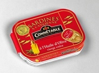 Les meilleures recettes à la sardine Connétable - Jean-François Mallet |