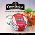 Jean-François Mallet - Les meilleures recettes thon Connétable.