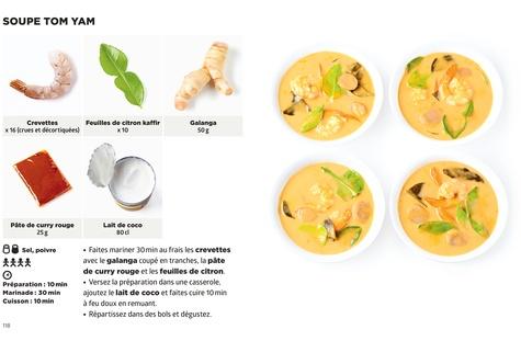 Les recettes asiatiques les + faciles du monde
