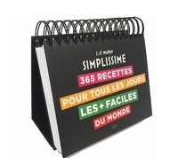 Jean-François Mallet - Simplissime, 365 recettes pour tous les jours - Les + faciles du monde.