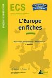 Jean-François Malterre et Christian Pradeau - L'Europe en fiches.