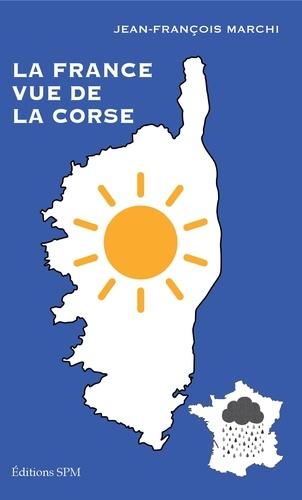 La France vue de la Corse