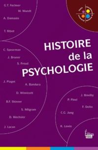 Jean-François Marmion - Histoire de la psychologie.