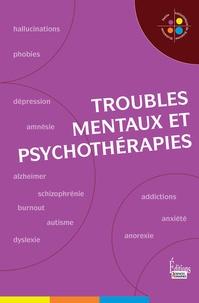 Histoiresdenlire.be Troubles mentaux et psychothérapies Image