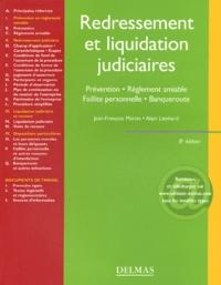 Redressement Et Liquidation Judiciaires Jean Francois Martin