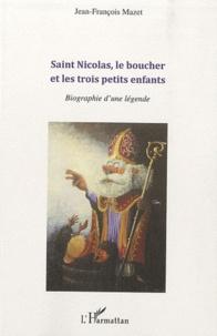 Corridashivernales.be Saint Nicolas, le boucher et les trois petits enfants - Biographie d'une légende Image