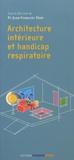 Jean-François Muir - Architecture intérieure et handicap respiratoire.