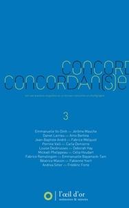 Concordan(s)e - Volume 3, Une aventure singulière où un écrivain rencontre un chorégraphe.pdf