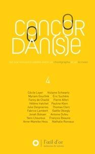 Concordan(s)e - Volume 4, Une rencontre inédite entre un chorégraphe et un écrivain.pdf