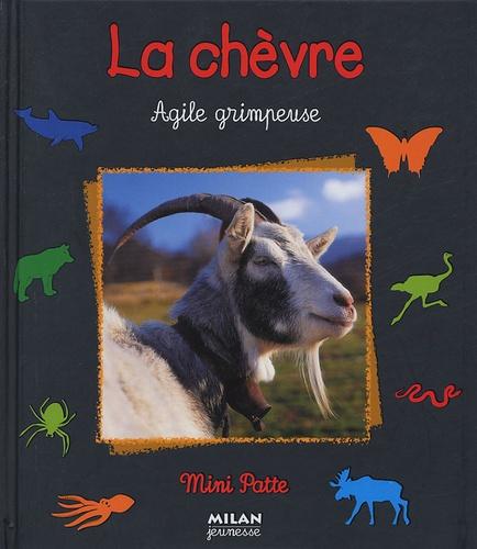 Jean-François Noblet - La chèvre - Agile grimpeuse.