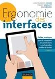 Jean-François Nogier et Thierry Bouillot - Ergonomie des interfaces - 5e éd - Guide pratique pour la conception des applications web, logiciell - Guide pratique pour la conception des applications web, logicielles, mobiles et tactiles.