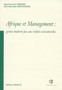 Jean-François Obembé et Jean-Kernaïse Mavoungou - .