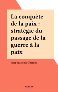 Jean-François Obembé - .