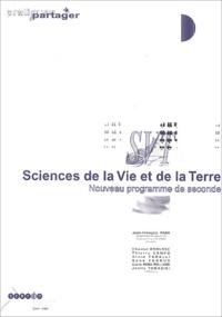 Jean-François Paba - Sciences de la Vie et de la Terre Nouveau programme de Seconde.