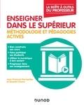 Jean-François Parmentier et Quentin Vicens - Enseigner dans le supérieur - Méthodologie et pédagogies actives.