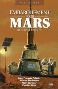 Ucareoutplacement.be Embarquement pour Mars - 20 défis à relever Image
