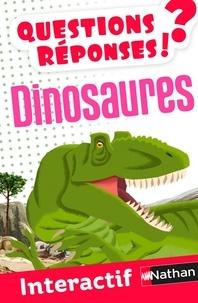 Jean-François Pénichoux et Vincent Desplanche - QUESTION REPONS  : Dinosaures - Questions/Réponses.