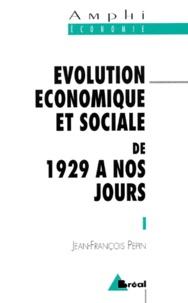 Evolution économique et sociale de 1929 à nos jours - Etats-Unis, France, Grande-Bretagne, RFA et Allemagne, URSS et CEI.pdf