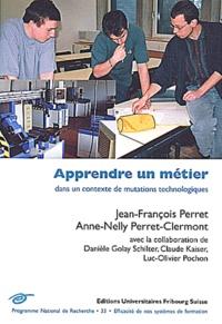 Jean-François Perret et Anne-Nelly Perret-Clermont - .