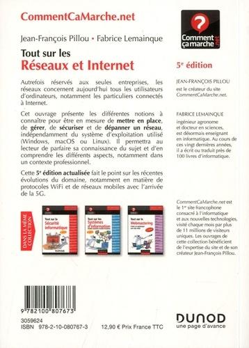 Tout sur les Réseaux et Internet 5e édition