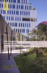 Jean-François Pousse - Campus SFR - Jean-Paul Viguier et associés.