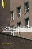 Jean-François Pousse - Pôles des langues et civilisations (Bulac & Inalco) - Ateliers Lion Associés.