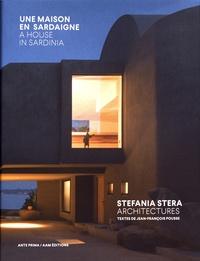 Jean-François Pousse - Une maison en Sardaigne - Stefania Stera Architectures.