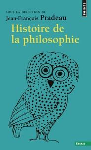 Jean-François Pradeau - Histoire de la philosophie.