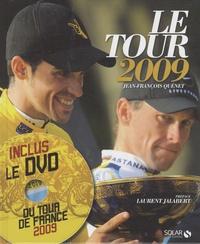 Jean-François Quénet - Le Tour 2009. 1 DVD