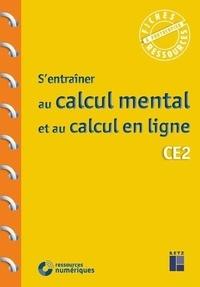 Jean-François Quilfen - S'entraîner au calcul mental et au calcul en ligne CE2.