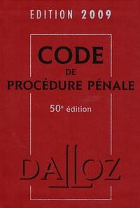 Jean-François Renucci - Code de procédure pénale 2009.