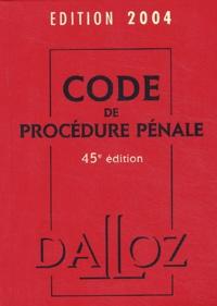 Jean-François Renucci - Code de procédure pénale.