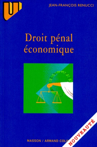 Droit pénal économique