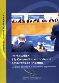 Jean-François Renucci - Introduction générale à la convention européenne des droits de l'homme.