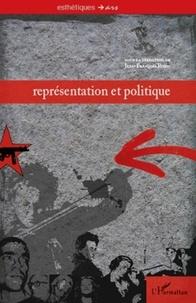 Jean-François Robic - Représentation et politique.