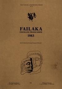 Jean-François Salles - Failaka - Fouilles françaises 1983.