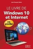 Jean-François Sehan - Le livre de Windows 10 et Internet en poche.
