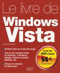Jean-François Sehan - Le Livre de Windows Vista.