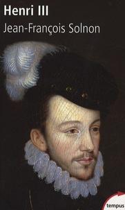 Goodtastepolice.fr Henri III - Un désir de majesté Image